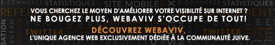 Webaviv agence web à Jérusalem