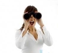 lady-looking-through-binocular-10089354