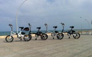vélo électrique tel aviv