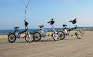 vélo électrique israel