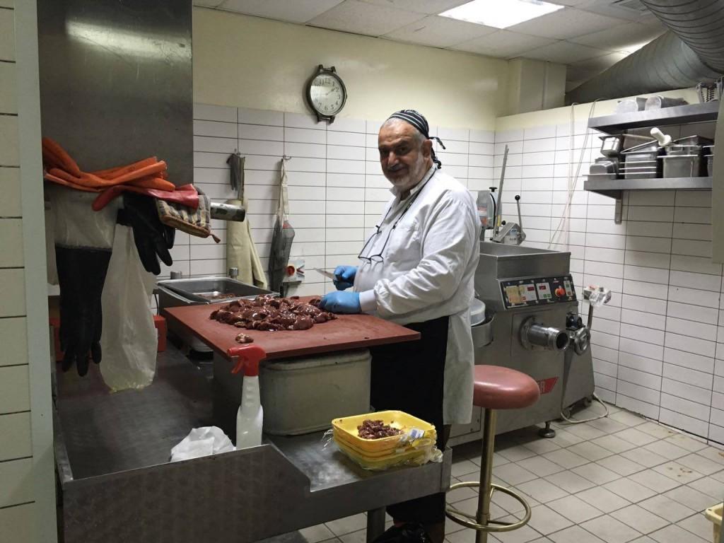 artisan charcutier Jérusalem