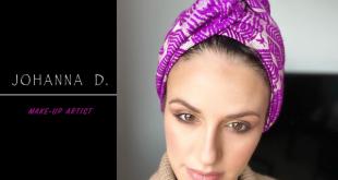 maquilleuse israel Johanna Dichti